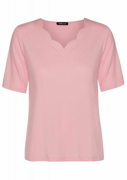 Shirt Elba met gedetailleerde halslijn