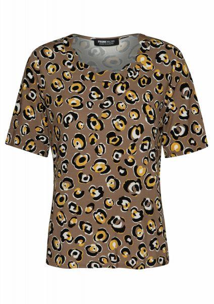 Shirt Elba in abstrakter Leo-Optik