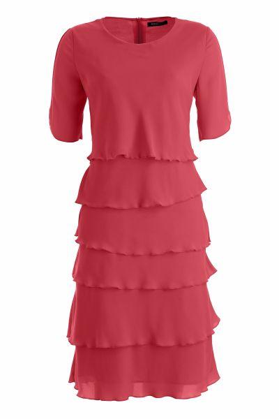 Kleid Elba mit eingenähten Volants