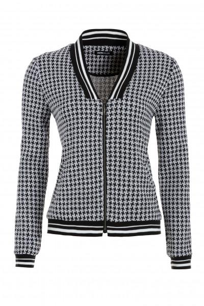 Jacke im modernen Blouson-Stil