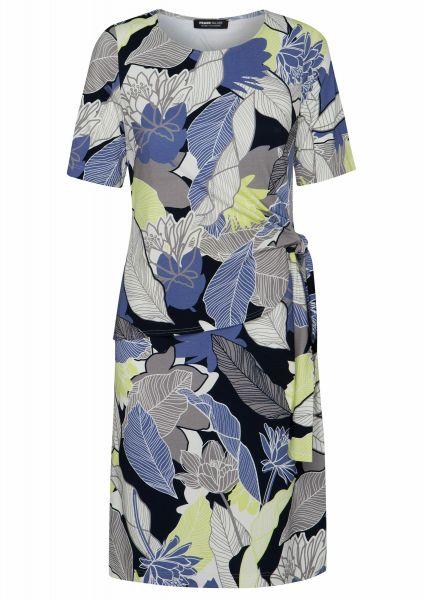 jurk Botanical beauty met variabel verband