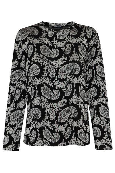 Pullover Nizza mit kleinem Turtleneck