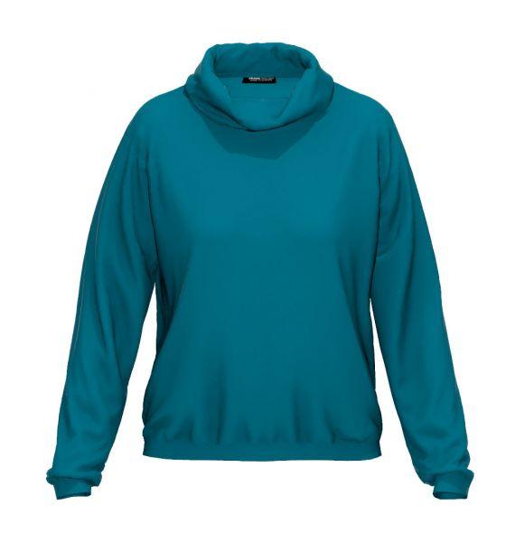 Shirt Elba mit schmeichelndem Kragen