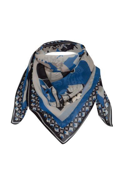 Schal NOS in winterlichen Farben
