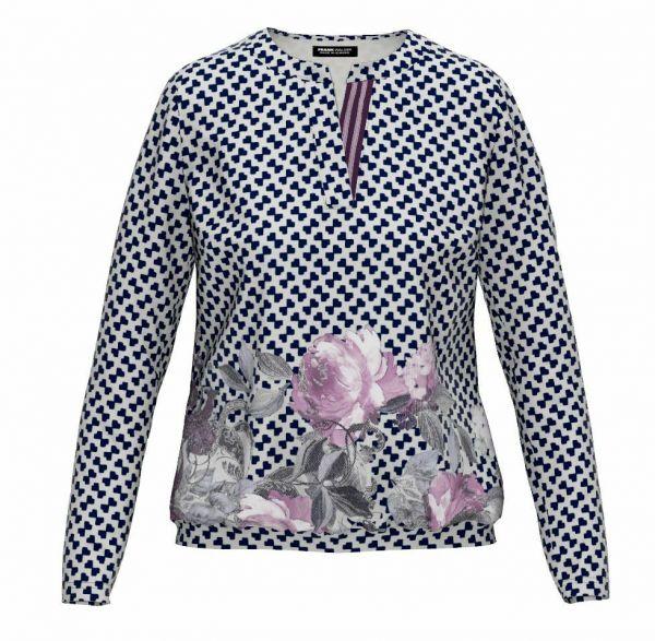 Blusenshirt Ghent mit elegantem Blüten-Print