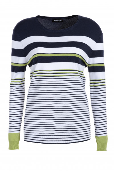 "Strickpullover "" Stripes of Trentino"""