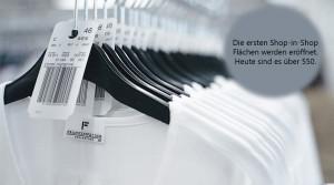 Shop-in-Shop Flächen