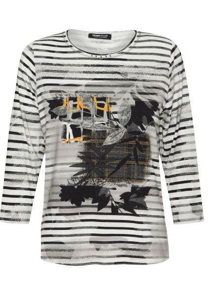 Shirt HONEY FLAVOR mit platziertem Print