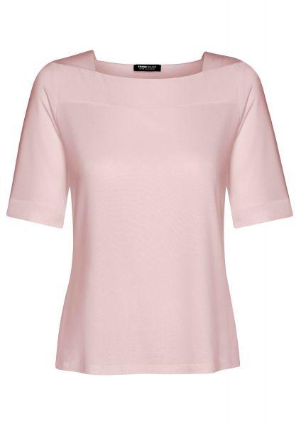 Shirt Elba met moderne en trendy U-boot halslijn