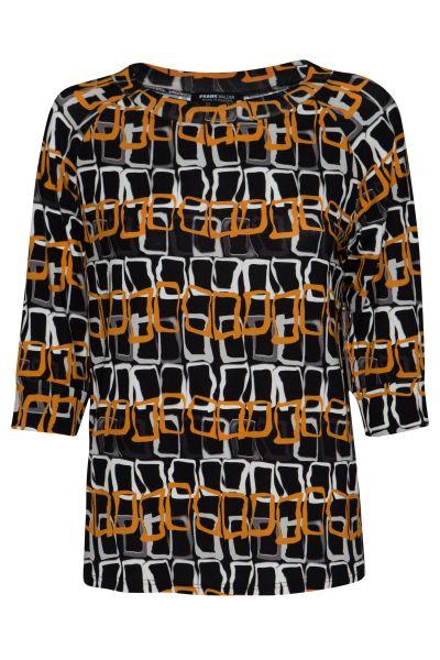 Shirt 3/4 Ärmel Nizza mit modernem Raglanarm