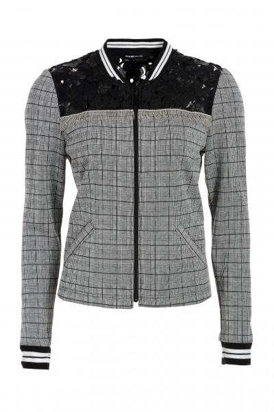 Modische Jacke im Blouson-Style