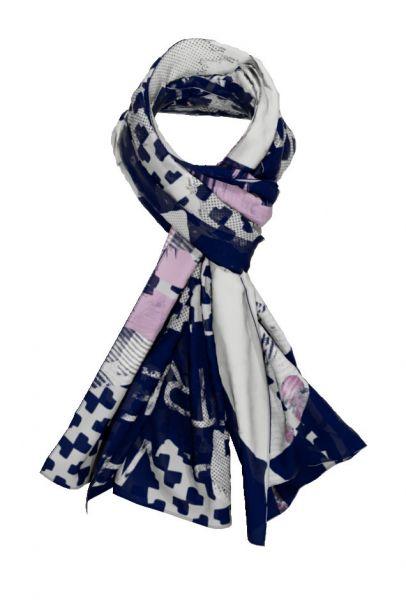 Schal Ghent mit wunderschönem Muster-Print