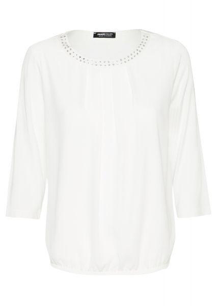 Shirt HONEY FLAVOR mit soft fliessenden Falten