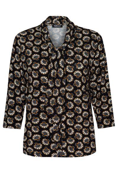 Shirt 3/4 Ärmel Nizza mit Schluppe