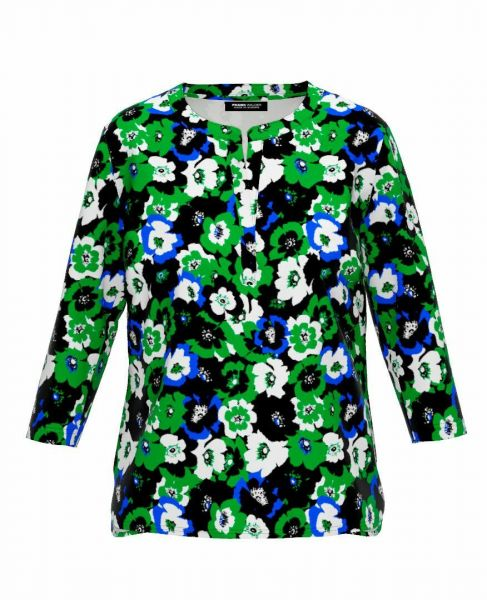 Shirt Elba in floralem Print