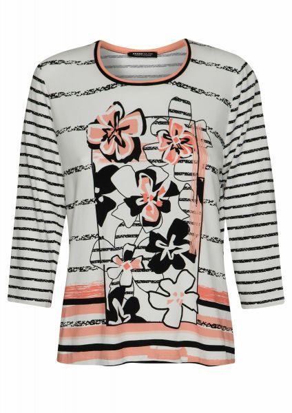 Shirt Pattern Mix mit platziertem Druck