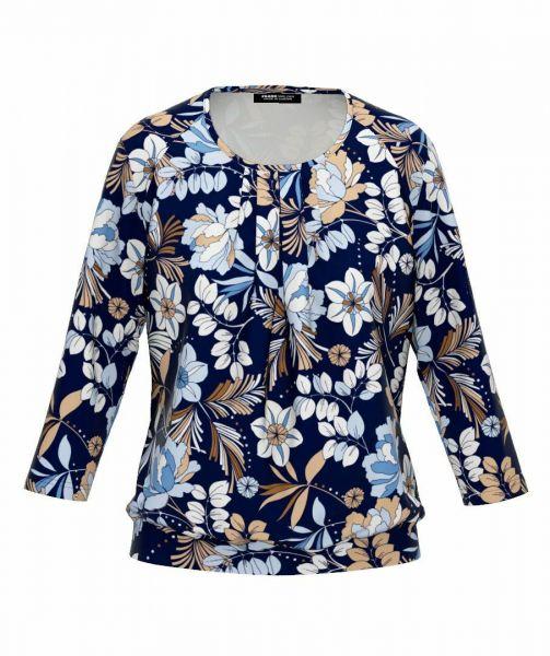 Shirt Elba im modernen Blüten-Print