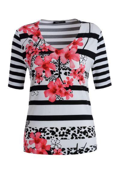 Blusenshirt Valencia im floralen Print