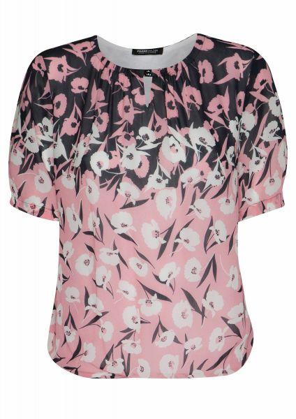 Shirt Flower Love mit floralem All-Over-Print
