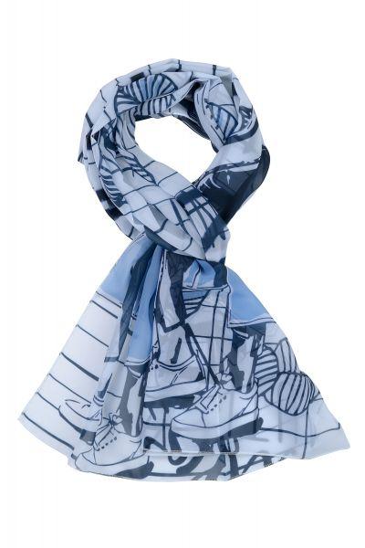 Modeschal Santorini in tollem Look