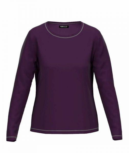 Shirt Elba mit dekorativem Ausschnitt